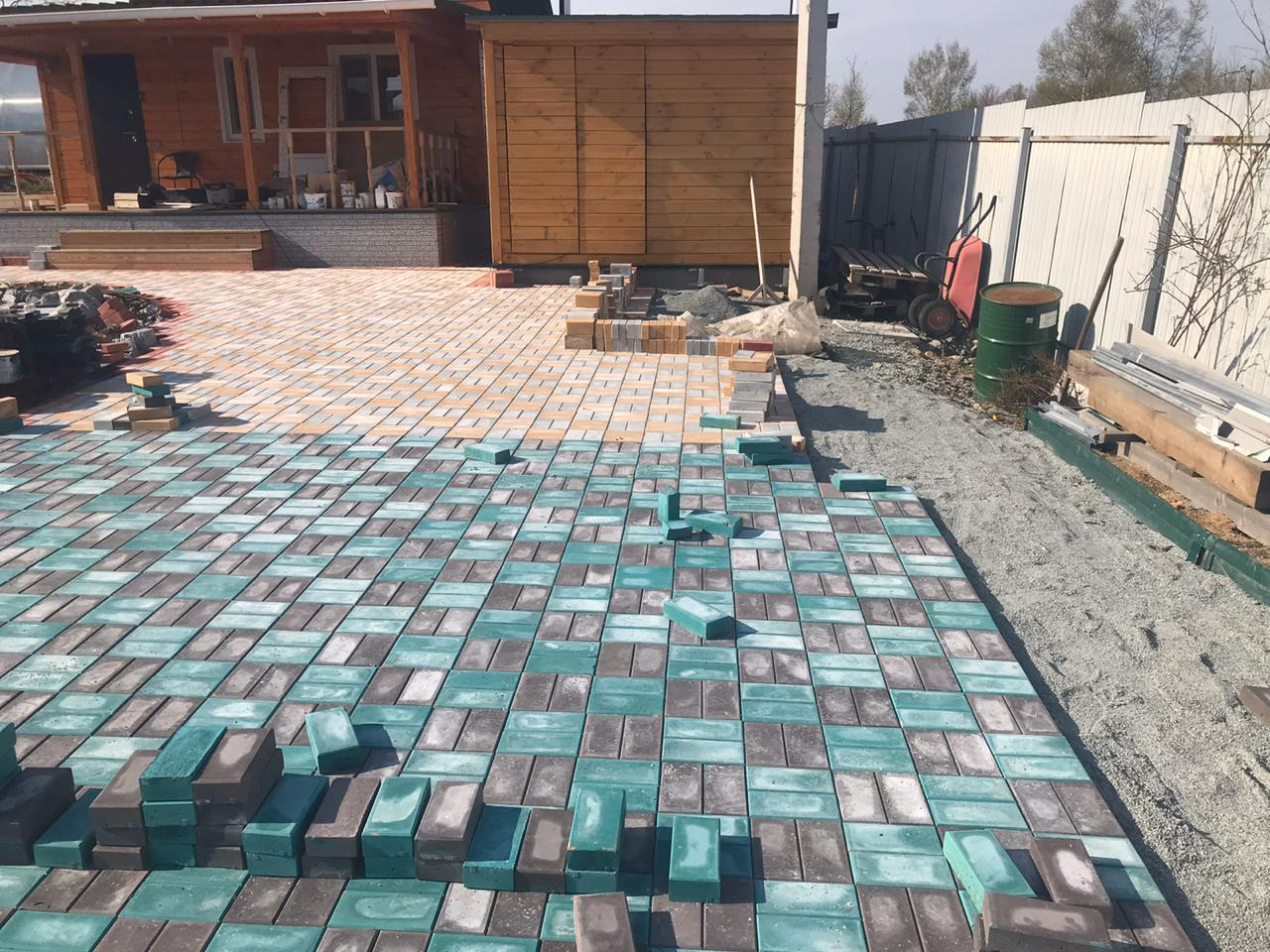 Строительство деревянного дома в Дагестане